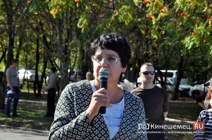 На митинге в Кинешме потребовали отставки руководства города и роспуска гордумы фото 5