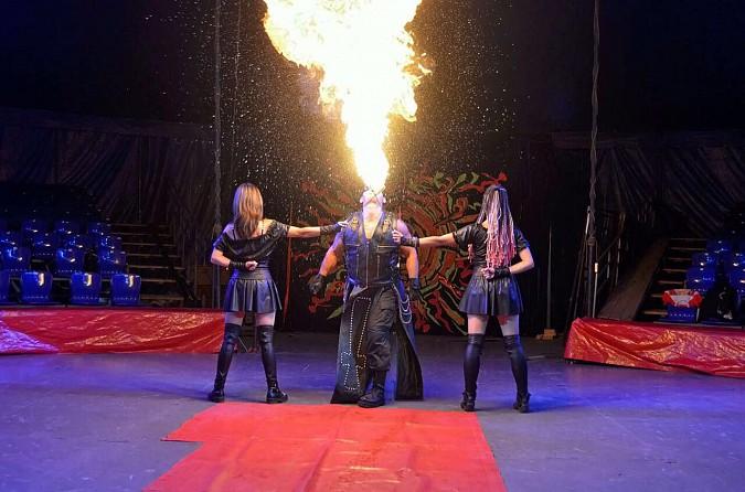 Цирк-шапито «Пегас» в Кинешме фото 27