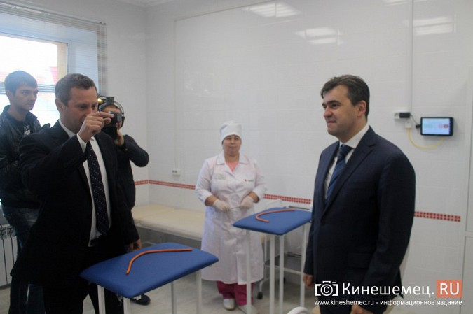 С.Воскресенский дал месяц на устранение недочетов в «открытой» поликлинике имени Захаровой фото 35
