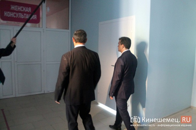 С.Воскресенский дал месяц на устранение недочетов в «открытой» поликлинике имени Захаровой фото 45