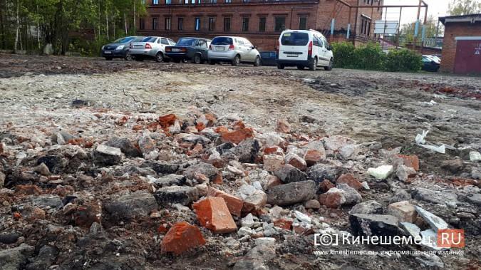 Кинешемцы не торопятся оставлять машины на новой парковке за медколледжем фото 2