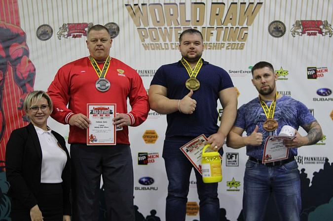 Кинешемский богатырь стал чемпионом мира по пауэрлифтингу фото 5
