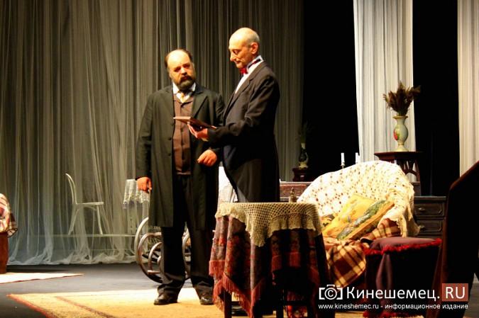 «Волки и овцы» «Мастерской П.Фоменко» два дня собирали в Кинешме полные залы фото 6