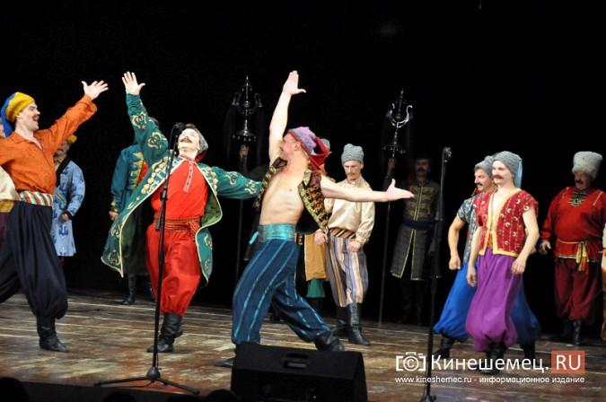 Ансамбль донских казаков дал грандиозный концерт в Кинешме фото 27