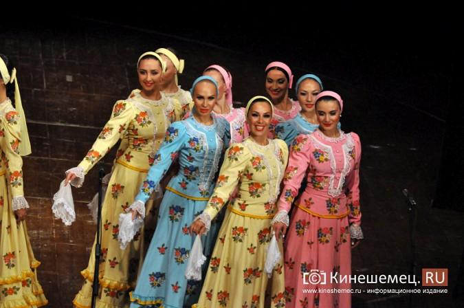 Ансамбль донских казаков дал грандиозный концерт в Кинешме фото 19