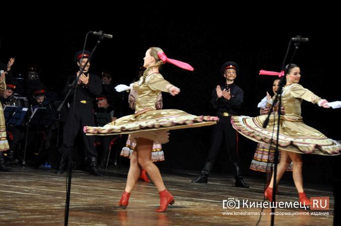 Ансамбль донских казаков дал грандиозный концерт в Кинешме фото 6