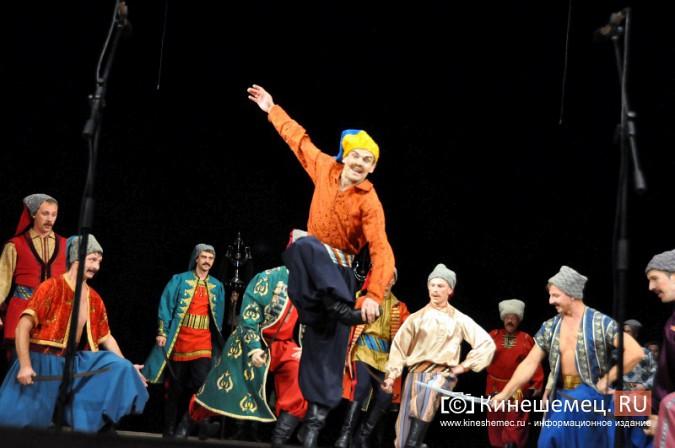 Ансамбль донских казаков дал грандиозный концерт в Кинешме фото 28