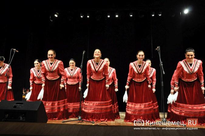 Ансамбль донских казаков дал грандиозный концерт в Кинешме фото 35