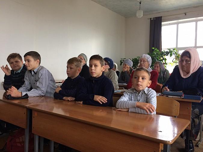 Начался новый учебный год в Кинешемской православной воскресной школе фото 2