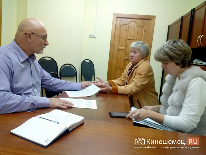 Депутат облдумы Дмитрий Саломатин провел прием граждан фото 6