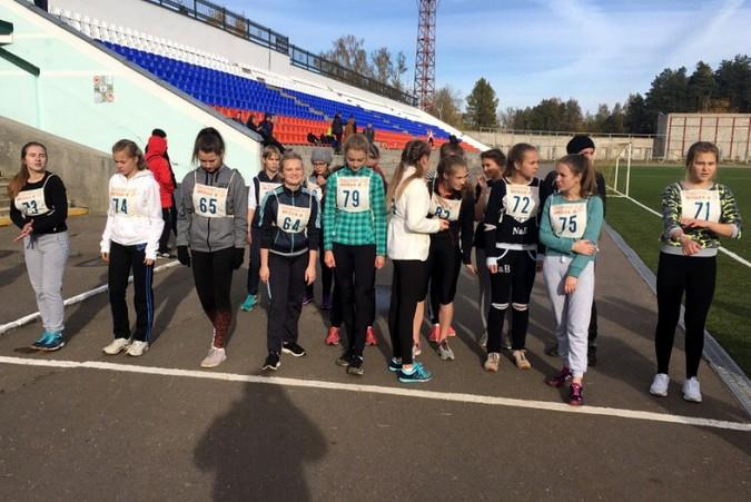 Кинешемские школьники и студенты сдали нормы ГТО фото 2