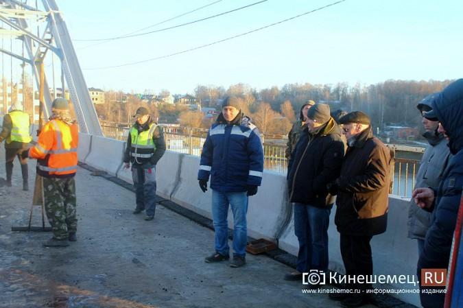 Перед открытием Никольский мост испытает спецлаборатория фото 7