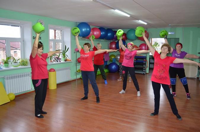 Кинешемский фитнес-клуб «Виктория» приглашает милых дам в увлекательный мир красоты и здоровья фото 7