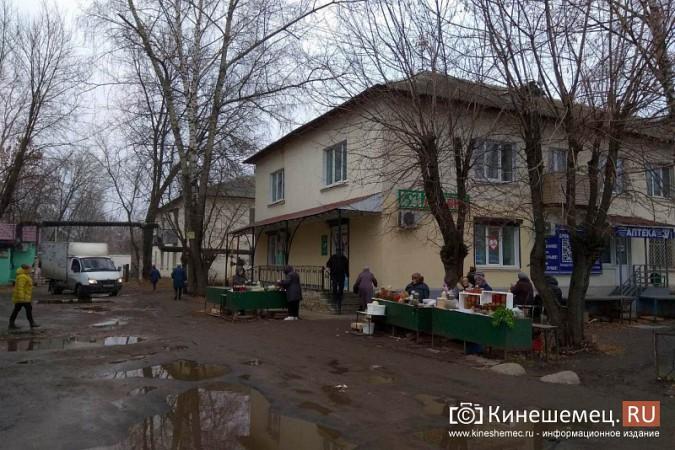 Кинешемцы против торговых павильонов на остановке возле их дома фото 7