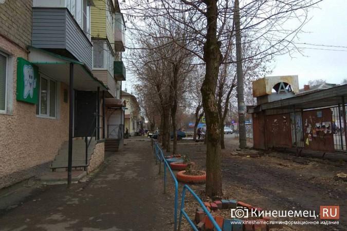 Кинешемцы против торговых павильонов на остановке возле их дома фото 8