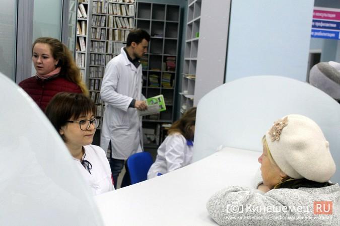 Почему кинешемцы не могут попасть на прием к врачу? фото 8
