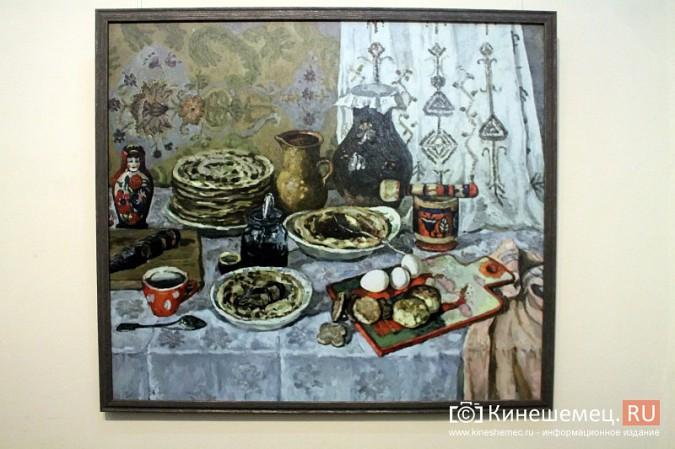 Кинешемцам показали необыкновенную коллекцию ложек фото 24
