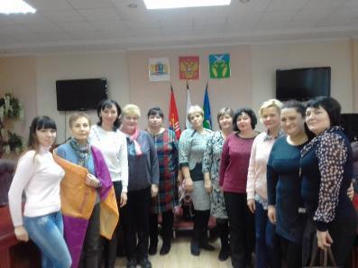 Женсовет Кинешемского района подвел итоги 2018-го фото 2