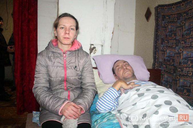 В Кинешемском районе разваливается дом, где живет ребенок-инвалид с мамой фото 35