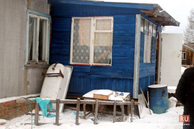 В Кинешемском районе разваливается дом, где живет ребенок-инвалид с мамой фото 32