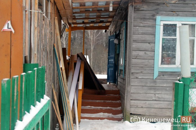 В Кинешемском районе разваливается дом, где живет ребенок-инвалид с мамой фото 19