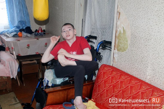 В Кинешемском районе разваливается дом, где живет ребенок-инвалид с мамой фото 33