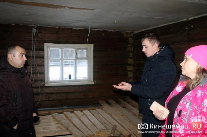 В Кинешемском районе разваливается дом, где живет ребенок-инвалид с мамой фото 12