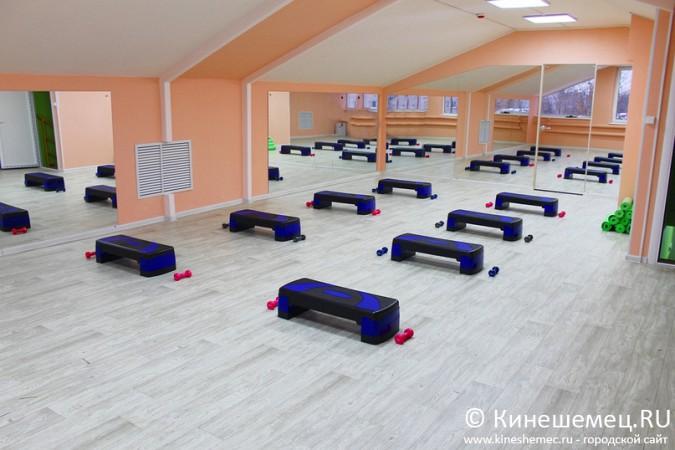В Кинешме открывается современный фитнес-клуб фото 9