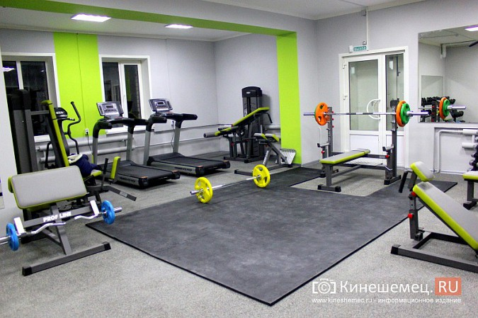 В Кинешме открывается современный фитнес-клуб фото 11