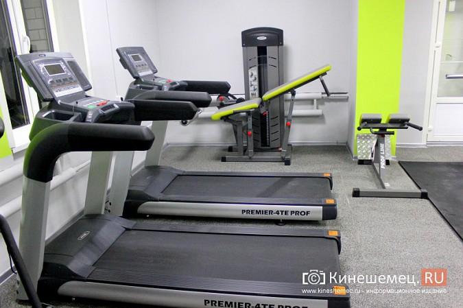 В Кинешме открывается современный фитнес-клуб фото 8