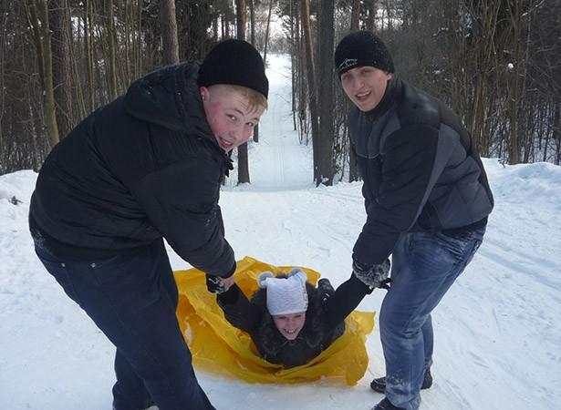 Продолжается фото-конкурс на тему «Зимние забавы» фото 9