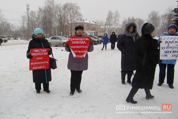 Денис Петров вышел к митингующим против заволжского могильника химотходов фото 5