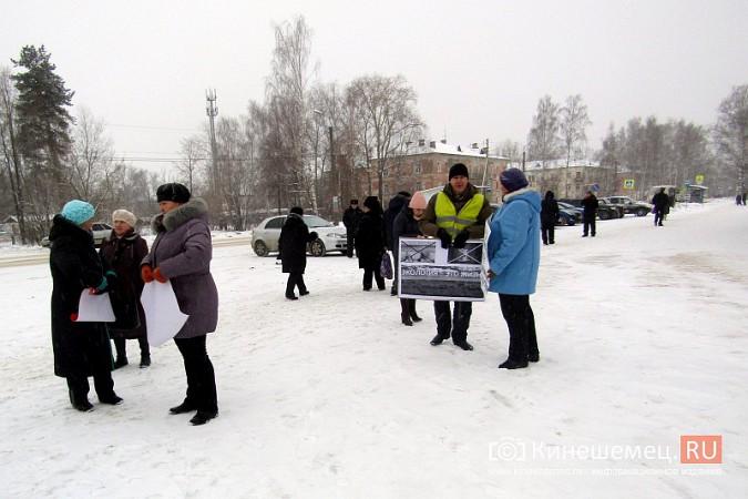 Денис Петров вышел к митингующим против заволжского могильника химотходов фото 2