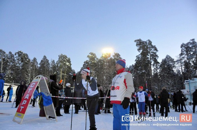 В Кинешме прошла «Вечерняя лыжная гонка» памяти Владимира Иванова фото 7