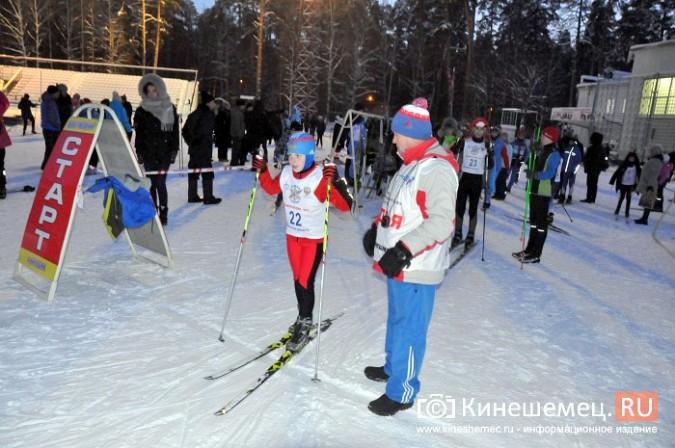 В Кинешме прошла «Вечерняя лыжная гонка» памяти Владимира Иванова фото 8