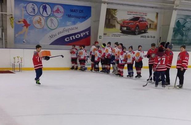 Кинешемская «Молния» привезла «бронзу» с хоккейного турнира в Коврове фото 2
