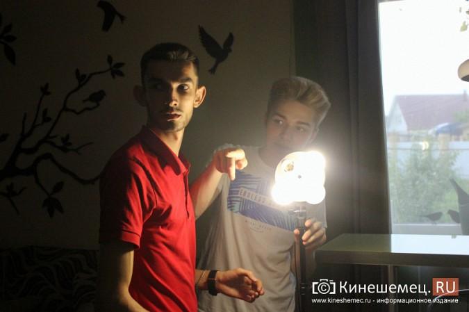 Вышел тизер, снимавшейся в Кинешме короткометражки, «Эксклюзив» фото 4