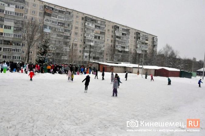 Некоторые катки Кинешмы так и остались предновогодними обещаниями чиновников фото 12