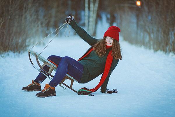 Подведены итоги фотоконкурса «Зимние забавы»! фото 10