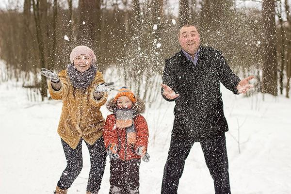 Подведены итоги фотоконкурса «Зимние забавы»! фото 12