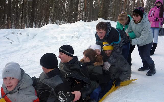 Подведены итоги фотоконкурса «Зимние забавы»! фото 24
