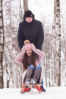 Подведены итоги фотоконкурса «Зимние забавы»! фото 3