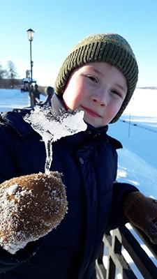 Подведены итоги фотоконкурса «Зимние забавы»! фото 26
