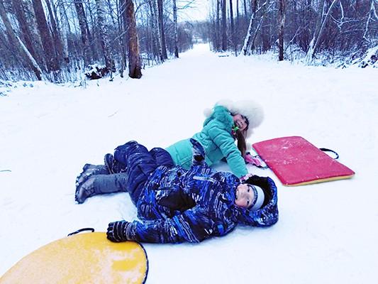 Подведены итоги фотоконкурса «Зимние забавы»! фото 23