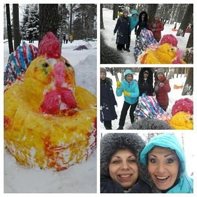Подведены итоги фотоконкурса «Зимние забавы»! фото 18