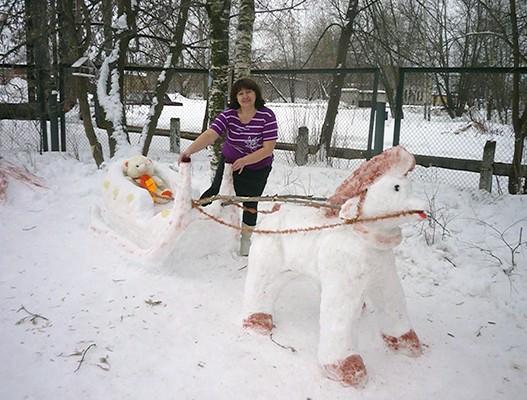 Подведены итоги фотоконкурса «Зимние забавы»! фото 16