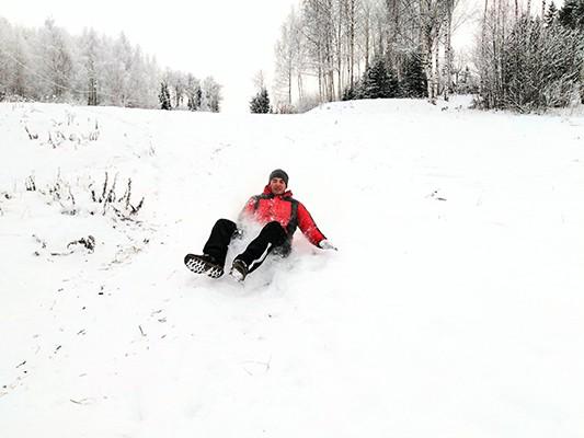 Подведены итоги фотоконкурса «Зимние забавы»! фото 25