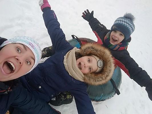 Подведены итоги фотоконкурса «Зимние забавы»! фото 13