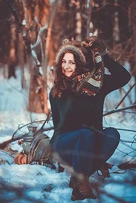 Подведены итоги фотоконкурса «Зимние забавы»! фото 8