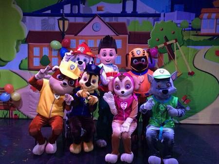 В Кинешму едет Московское шоу ростовых кукол фото 4